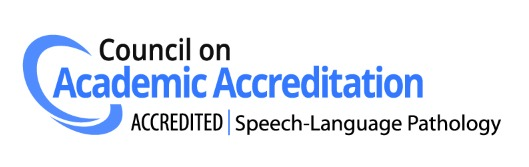 Council on Academic Accreditation in Audiology & Speech Pathology logo