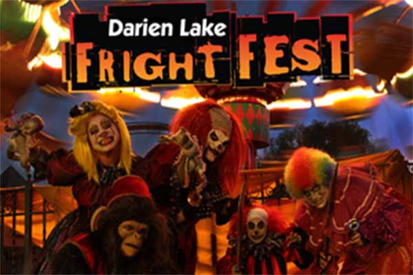 Fright Fest - Ticket Sale