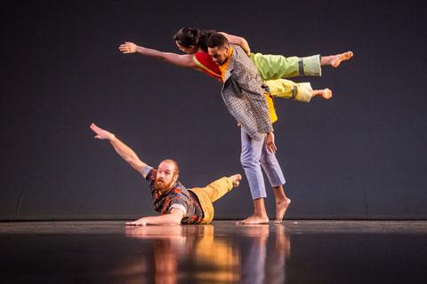 Movement is Necessary: David Dorfman Dance Workshop