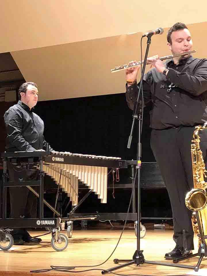 Nazareth College Jazz Combos