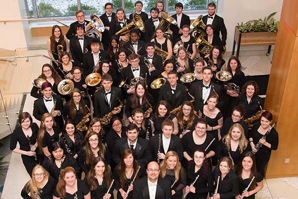 Symphonic Band and Brass Ensemble