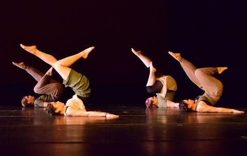 Woven: Spring Dance Concert