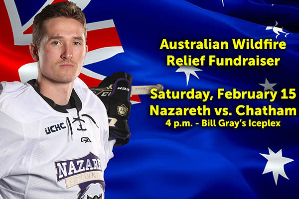 Men's Hockey vs Chatham - Australian Wildlife Relief Fundraiser