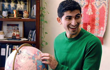 international studies major, international studies degree program, global, Nazareth College NY