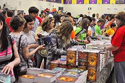 13th Annual Rochester Teen Book Festival