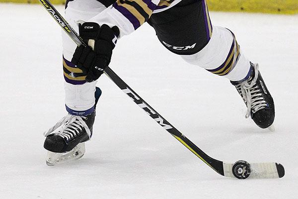 Men's Hockey vs Neumann