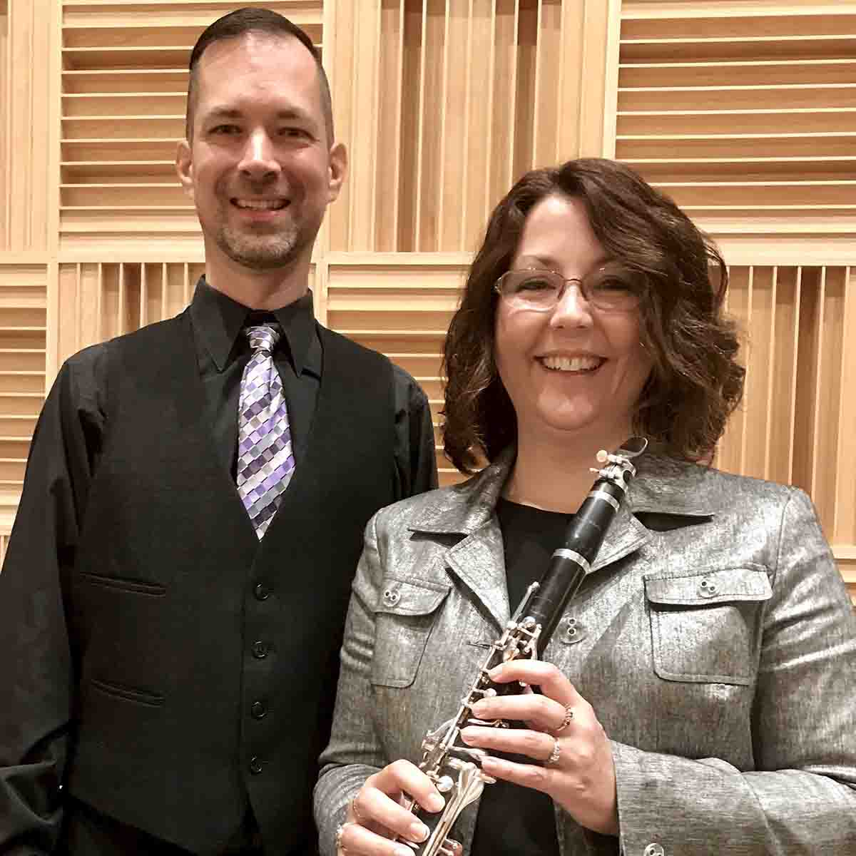 Faculty Recital: Marcy Bacon, clarinet
