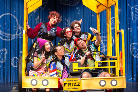 """TheaterWorksUSA presents The Magic School Bus """"Lost in the Solar System"""""""