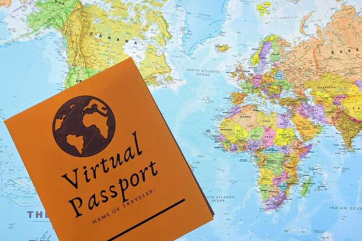 Virtual Passport Project