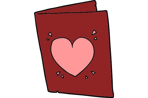 Valentines Day Cards for Women's Shelters