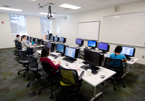 www naz edu labs smartrooms