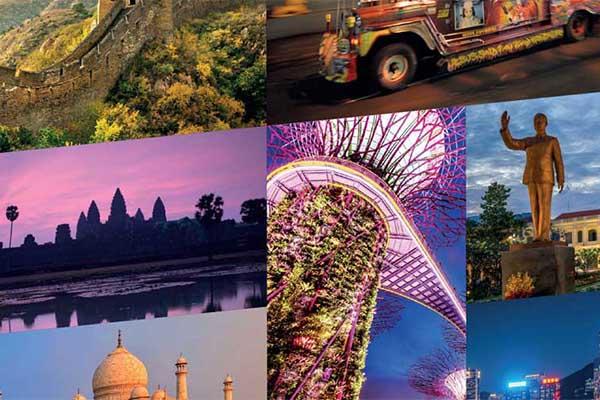 A Trip Around Asia