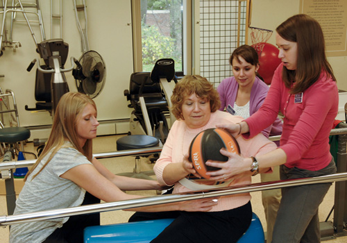 Neuromuscular Clinic at Nazareth College