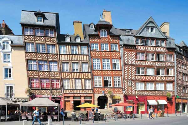 Rennes Study Abroad Info Session