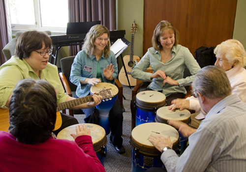 Music Therapy Clinic at Nazareth College