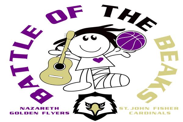 Women's Basketball vs St. John Fisher (Battle of the Beaks)