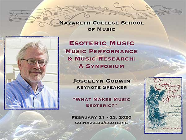 Esoteric Music, Music Performance, & Music Research Symposium